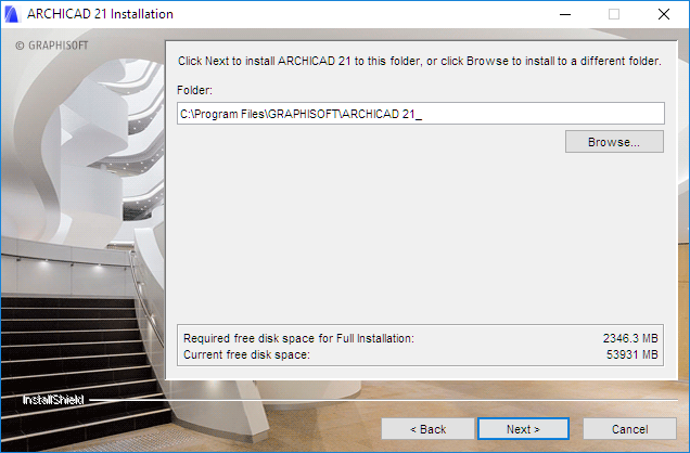 Install ARCHICAD 21: Single License | User Guide Page