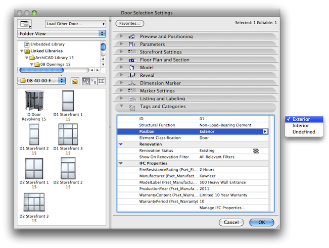 IFC Workflow Between ARCHICAD and Revit Structure